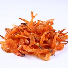 Креветка солёно — сушенная